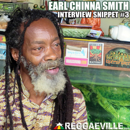 Earl Chinna Smith - Love Is Overdue & A Little Love [Interview Snippet #3]