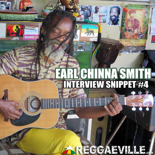Earl Chinna Smith - My Heart Is Gone Strange Things [Interview Snippet #4]