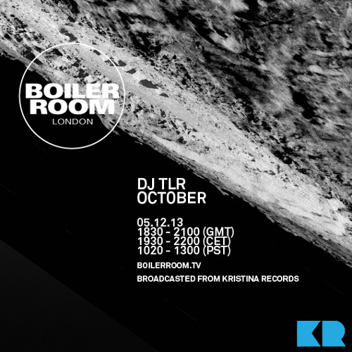 October Boiler Room mix