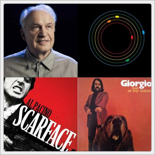 Giorgio Moroder's music