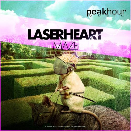 Laserheart - Maze (Original Mix) **Avail 12/31**
