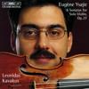 Ysaÿe Violin Sonata in D minor, Op.27, No.3 'Ballade' (BIS)