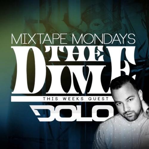 DJ Dolo Live At The Dime LA 12.2.13