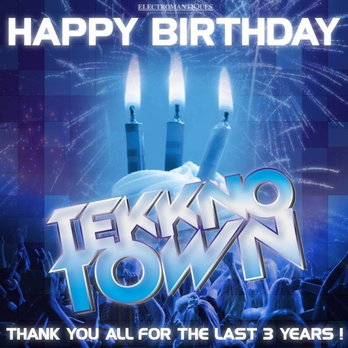 Lukii @ 3 Years Tekkno Town 30.11.2013 / Bern, CH *FREE DOWNLOAD*