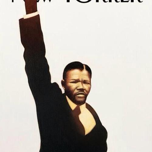 Mandela will never, ever be your minstrel.