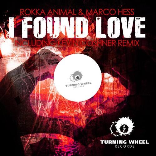 Rokka Animal & Marco Hess - I Found Love (original mix) #45 TOP 100 MINIMAL CHART BEATPORT