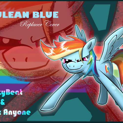 Cerulean Blue - FritzyBeat & Almost Anyone (Replacer Remix/Cover)
