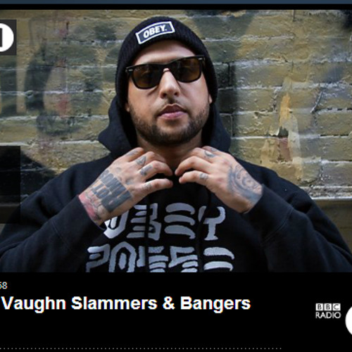 Ricky Vaughn - BBC Radio 1 [Slammers & Bangers Mix] November 29th, 2013