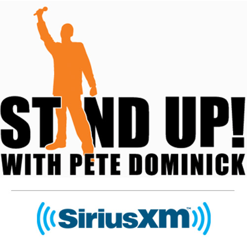 StandUp w/PeteDominick- Art Collins discusses his new children's book series