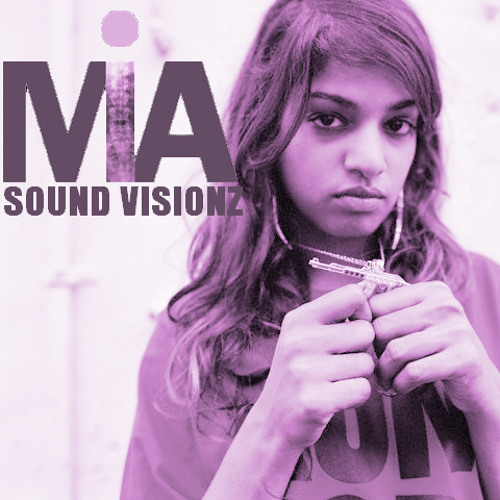 M.I.A. - Paper Planes {Screwed & Chopped By Sound Visionz}