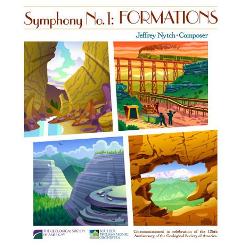 Symphony No. 1, 'Formations' - Mvt IV - BoulderPhil