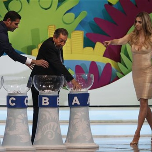 Soccer fans take on the 2014 World Cup Draw