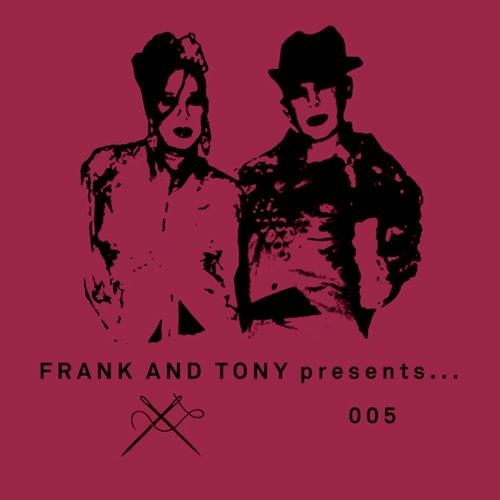 """FAT005 Frank & Tony """"Elea feat Bob Moses"""" [clip]"""