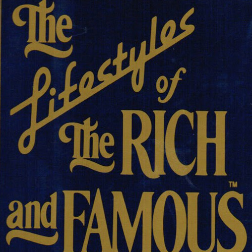 RICH AND FAMOUS BY JEFFREY BARR