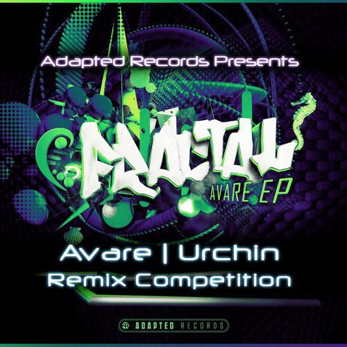 Adapted Records - [Fractal 'Avare/Urchin' Remix Competition]
