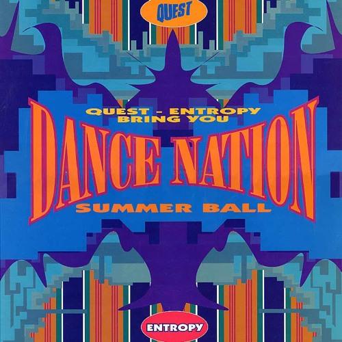 Ratty - Live @ Dance Nation, Summer Ball, Shropshire, 1992-07-18