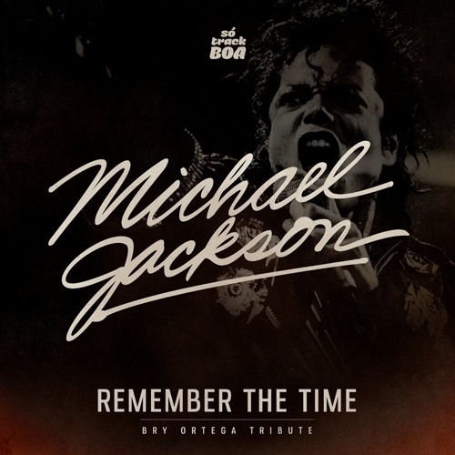 Bry Ortega (Tribute Michael Jackson) - REMEMBER THE TIME // FREE DOWNLOAD