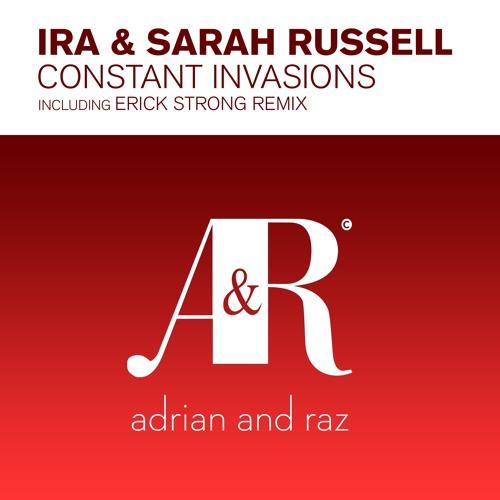 ADRAZ029 : Ira & Sarah Russell - Constant Invasions (Original Mix)
