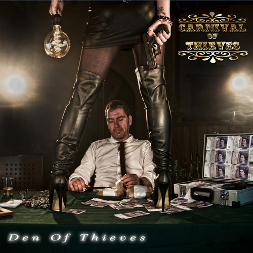 Carnival Of Thieves - A Man Dressed In Black (2013)