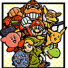 """NOTORIOUS B.I.G X SMASH BROS """"Game Over"""""""