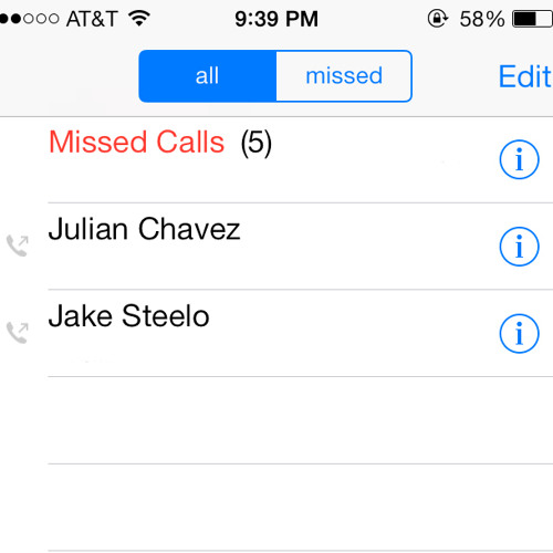 Julian Chavez- Missed Calls (Feat. Jake Steelo)(Prod. by DVNBeatz)