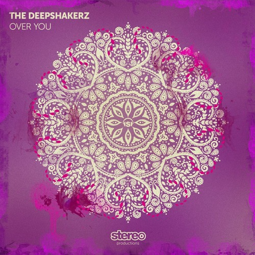 The Deepshakerz - Over U (EP)