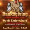 """DJ Tek 9 Live in Dayton, Ohio @ """"DANKSGIVING""""(Nov 30th 2013)"""