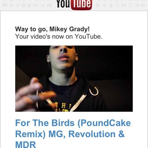For The Birds(PoundCake Remix) FT- MG, MDR & Revolution