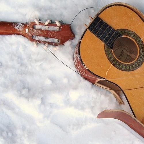 Silent Night (guitar improv)