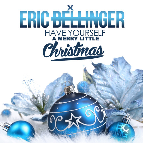 """Eric Bellinger """"Have Yourself A Merry Little Christmas"""""""