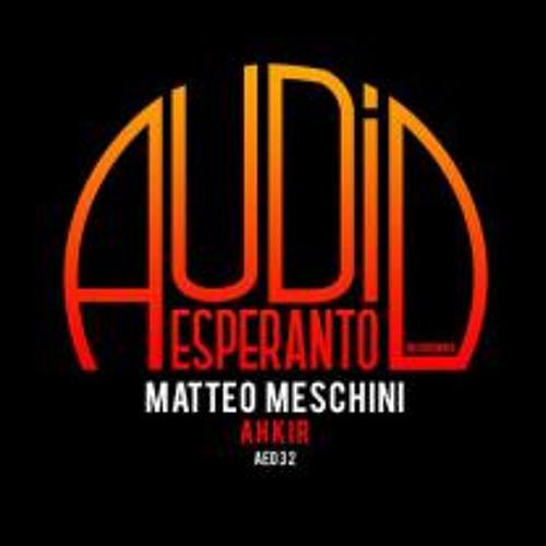 Matteo Meschini - Ahkir (DJSur di Pasquale remix)