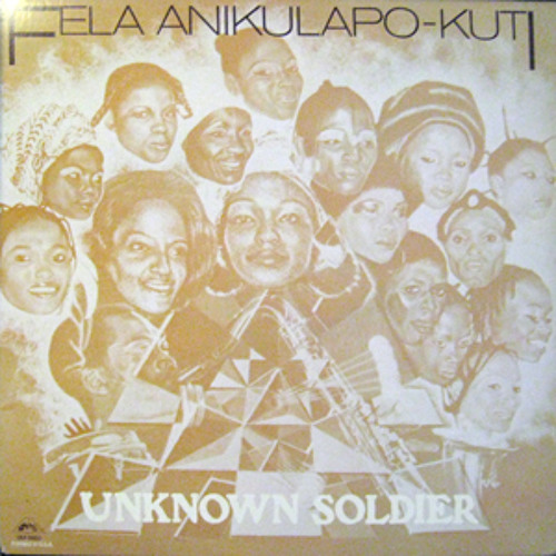 Fela Kuti - Unknown Soldier (Jascha Hagen Remix)