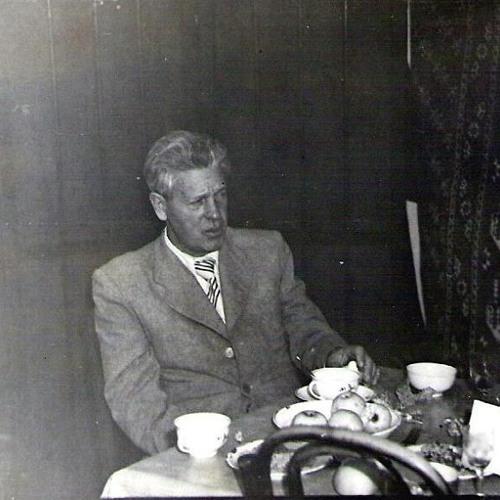 Khaet Benjamin, le compotiteur de Tachkent