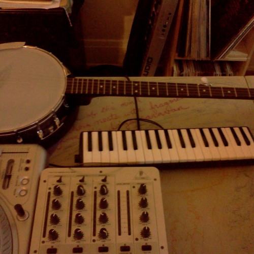 The Banjo And The Boom Bap