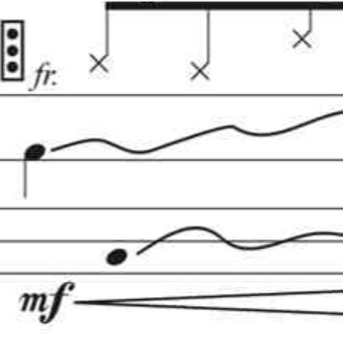 Alexander Khubeev - Sounds of the dark time (eNsemble, conductor Fedor Lednev) [2011]