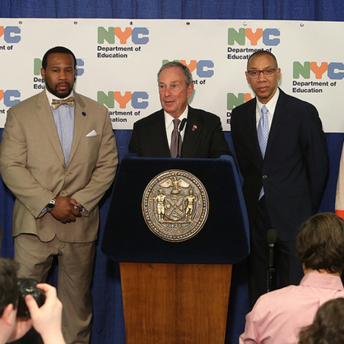 Mayor Bloomberg Discusses Record High School Graduation Rates and Rise in Student SAT Scores