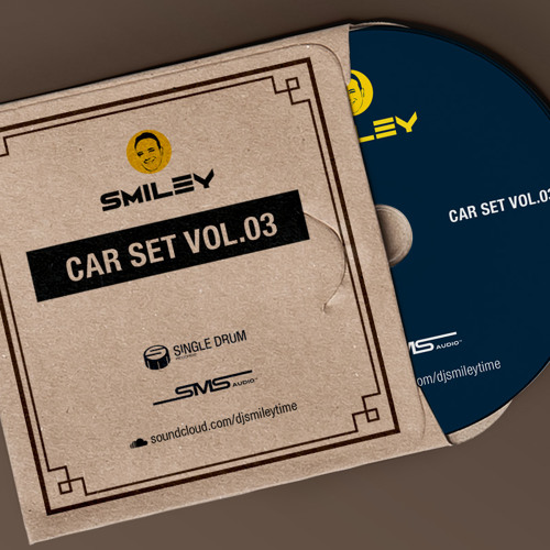 DJ SMILEY- CAR SET VOL.3