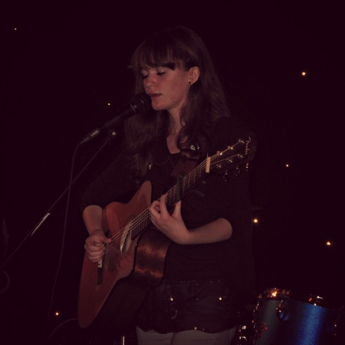 Skinny Love - Bon Iver (Rachel Woolmer cover) Live recording on ipod