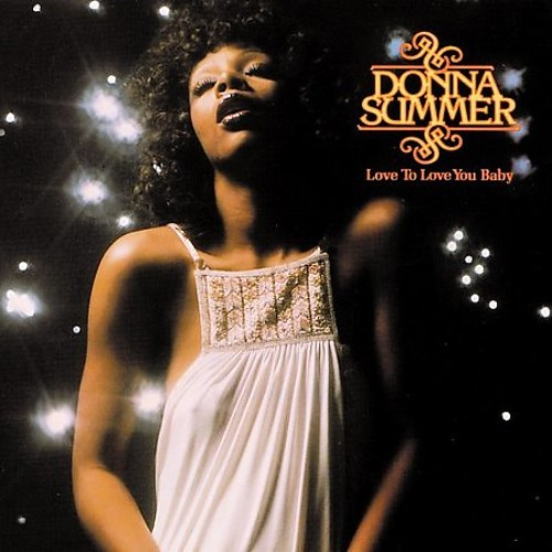 DONNA SUMMER - LOVE TO LOVE YOU BABY - RELOOPED LONG VERSION BY LKT