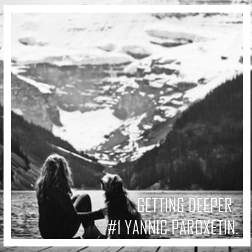 Getting Deeper Podcast #1 mixed by Yannic Paroxetin
