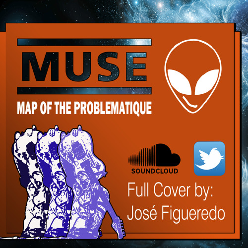 Map of the Problematique (Muse) Full Cover