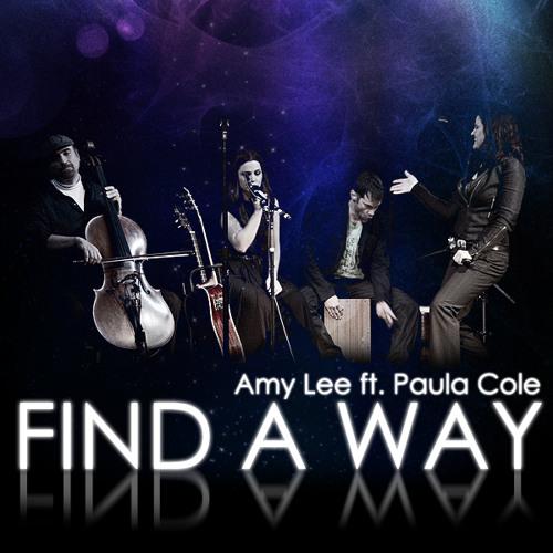 Find A Way - Amy Lee ft. Paula Cole