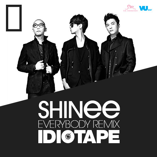 SHINee 'EVERYBODY' remix
