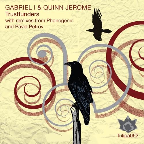 Gabriel I & Quinn Jerome - Cancun Electro (Original Mix)