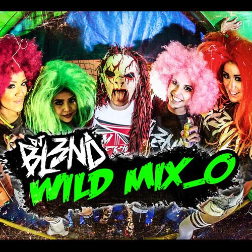 WILD MIX - DJ BL3ND