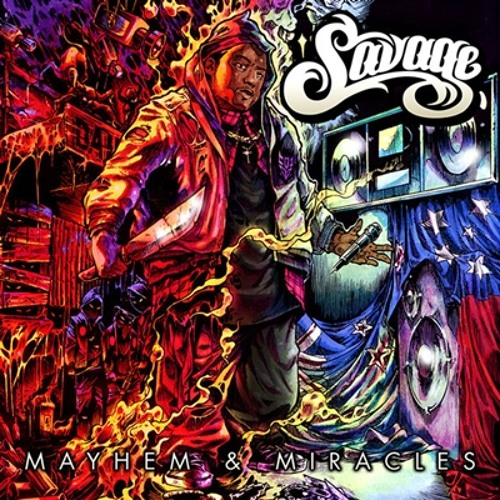 Savage feat. Spawnbreezie - Because Of You