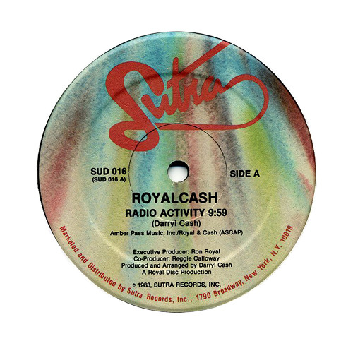 Royal Clash - RadioActivity(HOT16 edit)