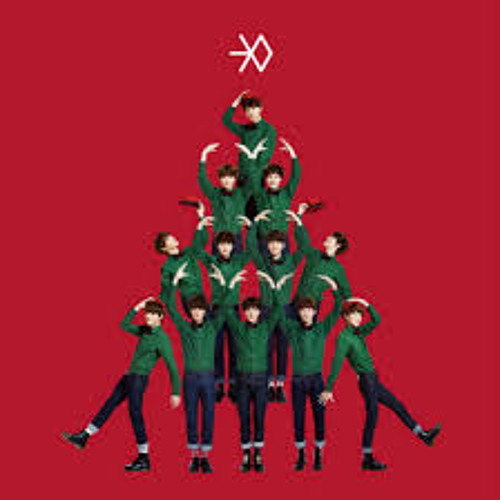 EXO - Christmas Day (Chinese Ver)