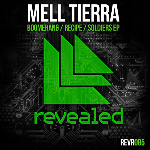 Mell Tierra - Boomerang [1/3] (OUT NOW!)