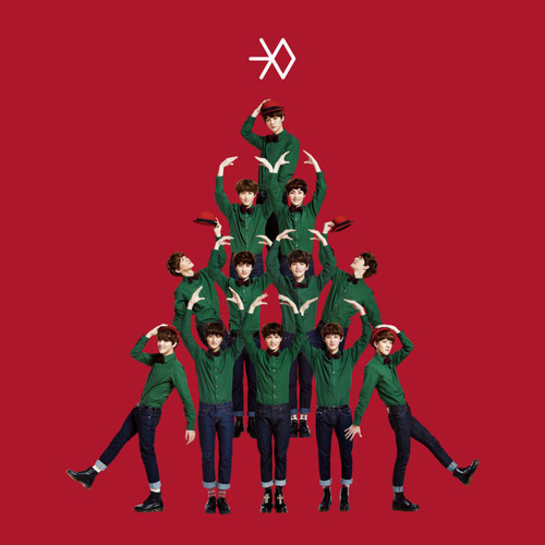 EXO - The First Snow (Chinese Ver)